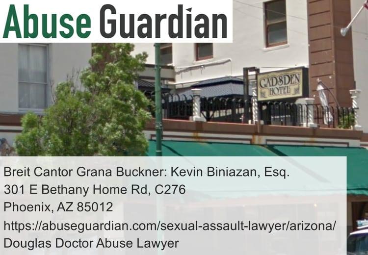 douglas doctor abuse lawyer near gadsden hotel