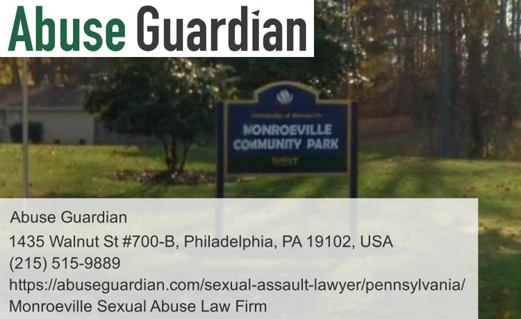 monroeville sexual abuse law firm near monroeville community park west