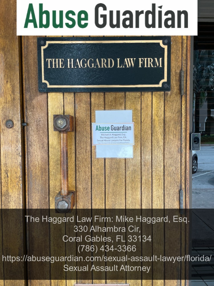 sexual assault attorney coral gables the haggard law firm: mike haggard, esq.