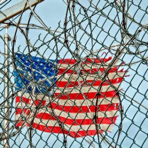 Fence Around A Prison